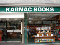 Karnac Books, Belsize Park, London